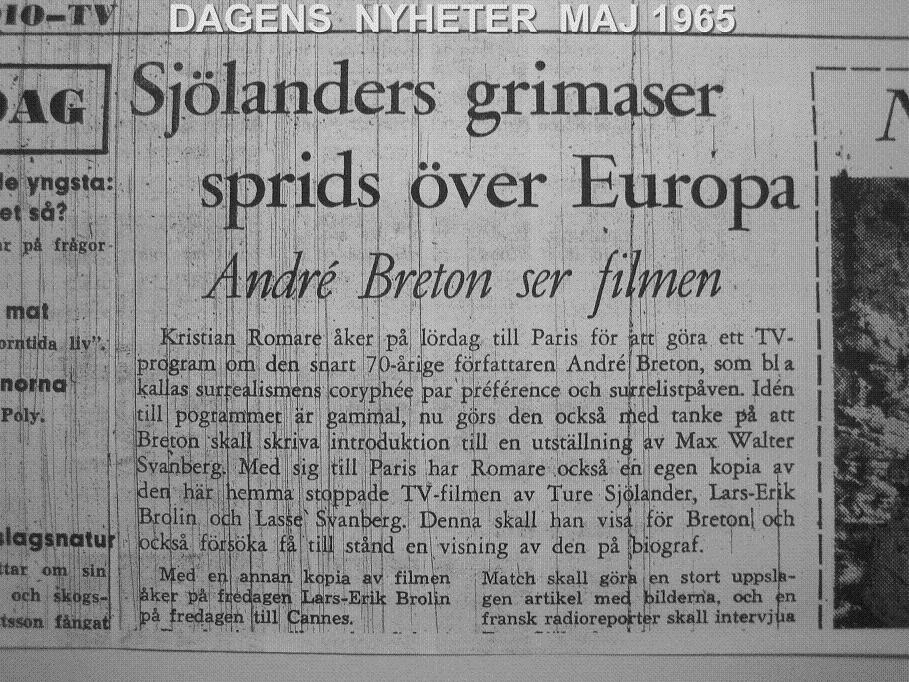 The prudent Sweden 1960